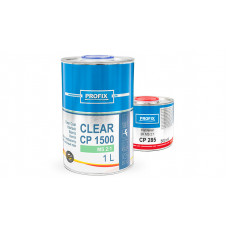 Clear coat CP1500 2:1 MS 1,5 Litre